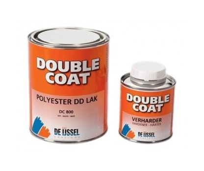 IJSSEL DOUBLE COAT HOOGGLANS SET