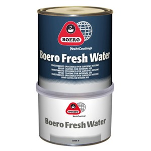BOERO FRESH WATER SET