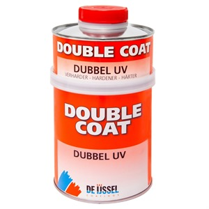 IJSSEL DOUBLE COAT DUBBEL UV LAK SET